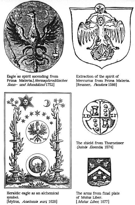 Rafal T Prinke Hermetic Heraldry